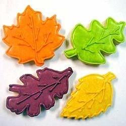 autumn shortbread!