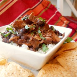 Jerre's Black Bean and Pork Tenderloin Slow Cooker Chili