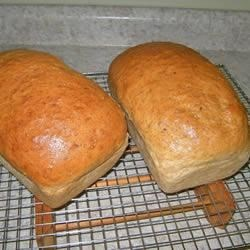 Honey Multigrain Bread Recipe