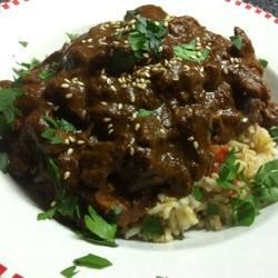 Slow Cooker Chicken Mole Recipe