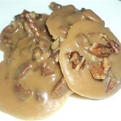 Photo of Yummy Pecan Pralines by SARATHERESA