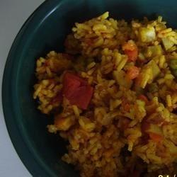 Photo of Vegetable Biryani by Asmaa'