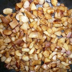 Caramelized Turnips