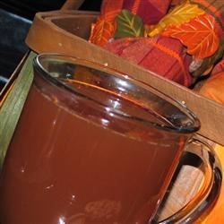 Photo of Apple Cranberry Cider by Taste of Home Test Kitchen