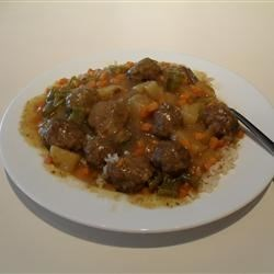 Lana's Sweet and Sour Meatballs