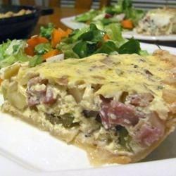 Clam Chowder Tart