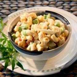 Instant Pot(R) Spicy Macaroni Salad