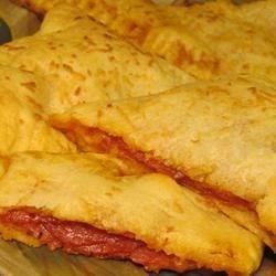 Crescent Pizza Pockets