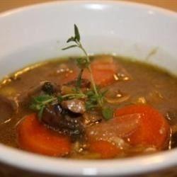 Photo of Chicken Mushroom Stew by Vidya
