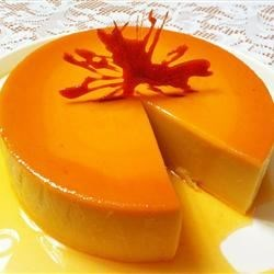 Photo of Coconut Cheese Flan (Flan de Coco y Queso) by Milly Suazo-Martinez