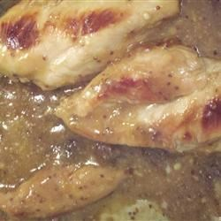 Campbell's Kitchen Honey-Mustard Chicken Recipe