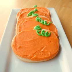 Cream Cheese Sugar Cookies |