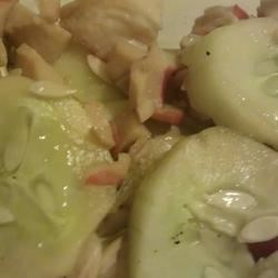 Photo of Asian Crab and Cuke Salad by C.H.