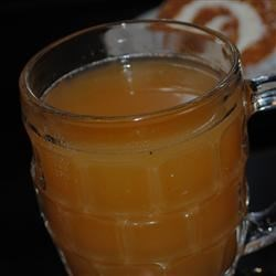 Spiked Fall Cider Recipe
