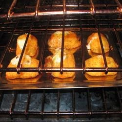 Exploding Chicken in the oven