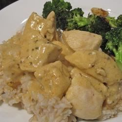 Photo of Quick Lemon Dijon Chicken by PEACEKIKS