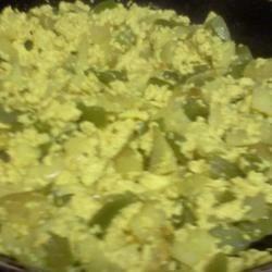 Tofu Scramble better than eggs