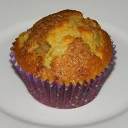 Photo of Almond Pear Muffins by Frances  Finegan
