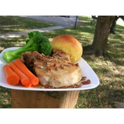 Awesome Honey Pecan Pork Chops Recipe