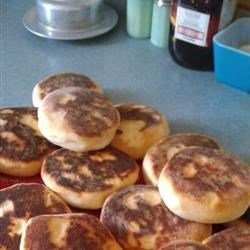 Photo of Portuguese Muffins - Bolo Levedo by J. Pacheco