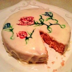 Photo of Rose Water Cake by peropheus