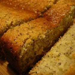 Lemon Poppy Seed Loaf |