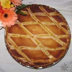 Easter Grain Pie Recipe