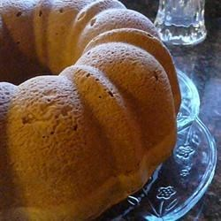 Chocolate Chocolate Chip Sour Cream Pound Cake Recipe