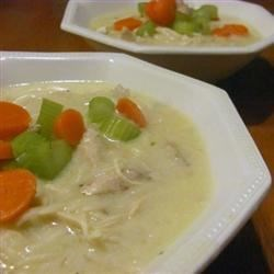 Lemon Chicken Soup I