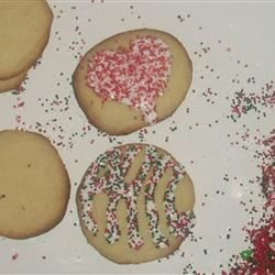 Busia's Cutout Cookies Recipe