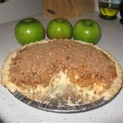 Maple Crunch Cream Pie Recipe