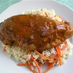 Easy Spicy Thai Slow Cooker Chicken Recipe