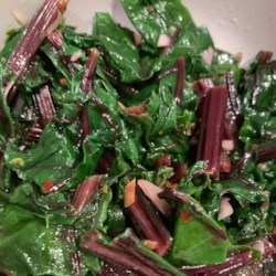 simple and delicious beet greens printer friendly