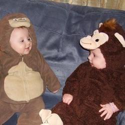 My little monkeys!