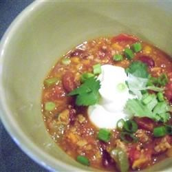 Photo of Wicked Good Veggie Chili by Paulina