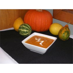 Pumpkin Chile Vichyssoise Recipe