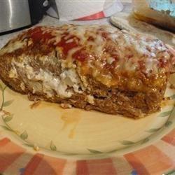 Photo of Italian Mozzarella-Stuffed Meatloaf  by ravenbutterfly