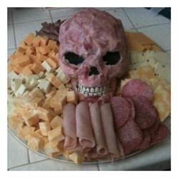 Photo of Halloween Meat Head by KKCooper