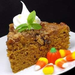 Photo of Pumpkin Coffee Cake by Hazel  Fritchie