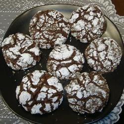 Super Duper Chocolate Cookies