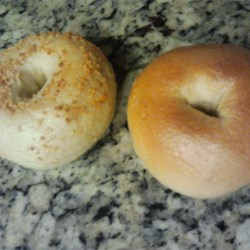 Dry Onion Bagel