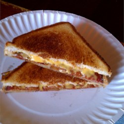 Elvis' Grilled Cheese Sandwich |