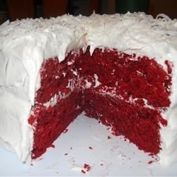 James Gang Red Velvet Cake Recipe