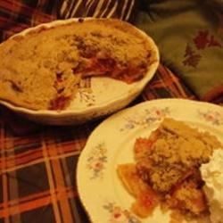 Photo of Cranberry Apple Pie I by Blythe