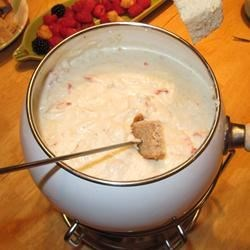 Photo of Crab Cheese Fondue by Anne