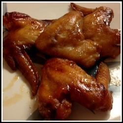 Chicken Wings Pacifica Recipe
