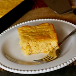 Vegetarian Creamed Corn Casserole from Scratch
