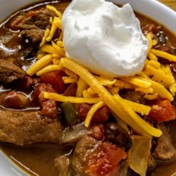slow cooked stew meat chili printer friendly