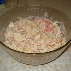 Seafood Salad III Recipe