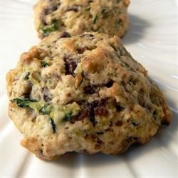 St. Patrick's Day Zucchini-Oatmeal Cookies Recipe
